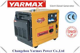 small portable diesel generator. Yarmax Home Use 2kVA 3kVA Small Portable Diesel Generator Genset