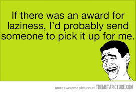 Laziness award... - The Meta Picture