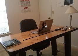 home office desk ideas. DIY Cool Desks For Home Office Lanewstalk Ideas Computer Apple Lamp Brown Paper Books Wooden Wallpaper White Modern Unique Desk