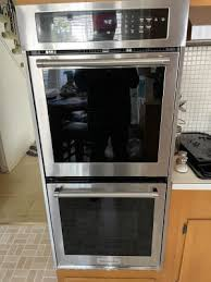 stainless double wall oven kodc304ess
