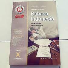 Buku marbi mahir berbahasa indonesia untuk smp kelas 2 viii 8 erlangga. Kunci Jawaban Buku Bahasa Indonesia Kelas 10 Kurikulum 2013 Rismax