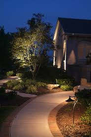 Steps Of Landscape Lighting Design Exterior Landscape Lighting - Exterior residential lighting