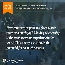 tragic love poems poems