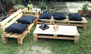 garden furniture with pallets. Pallet Outdoor Furniture Lovely And Garden Outside Plans Build . Out Of Pallets With G