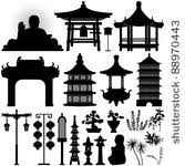 Small Picture Creative of Houses design elements vector 02 Vector Architecture