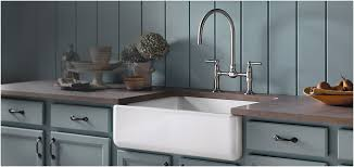 alfi farmhouse sink get sink or swim what you need to know about kitchen sinks