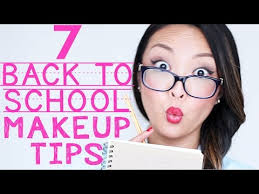 here are my 7 back to makeup tips you need to know e and see my morning make up routine keep it simple and easy using s that are