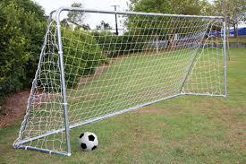 Backyard Soccer Goals  Outdoor Furniture Design And IdeasSoccer Goals Backyard