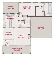 narrow 2 story floor plans 36 50 foot wide lots