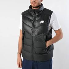 <b>жилет nike down fill</b> windrunner vest - black 928859-010 купить ...