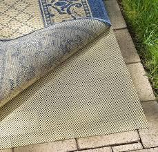 fresh non slip rug pads for hardwood floors anti slippery carpet no slide pad underlay