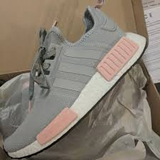 Clear Onix Light Onix Vapour Pink Adidas Nmd Clear Onix Light Onix Vapour Pink Depop