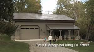 Pat S Garage W Living Quarters Youtube Cost Of Building Apar: Full Size ...