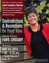 Faye Crosby: May 14, 2014