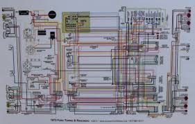 1972 ford ranchero truewest imports original owners paperwork · wiring diagram