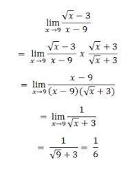Fungsi rasional fungsi rasional merupakan fungsi yang mempunyai bentuk umum. Limit Fungsi Aljabar Matematika Kelas 11 Quipper Blog