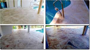 ft myers concrete pool area resurfacing