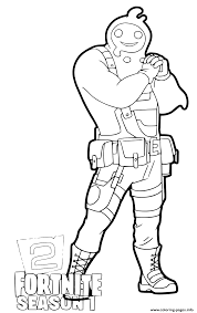 Marshmello, fishstick, dj yonder, team leader, midas and others. Fortnite Chapter 2 Rippley Coloring Pages Printable