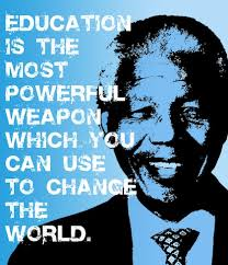 Images) 15 Liberating Nelson Mandela Picture Quotes | Famous ... via Relatably.com