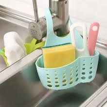 kitchen <b>sponge drain holder</b> pvc plastic