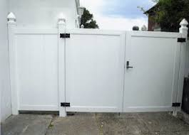 vinyl fence double gate. HOME DEPOT - PROFESSIONAL GRADE VINYL FENCE GATE KIT CUSTOMER Vinyl Fence Double Gate