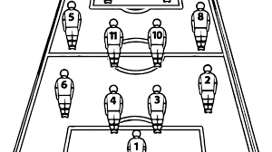 Soccer Coloring Pages Printable Soccer Coloring Pages Printable Vs