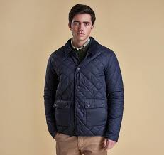 Barbour MQU0800NY91-Barbour Anwoth Quilted Jacket-Online shopping ... & Mens Barbour Anwoth Quilted Jacket Mqu0800Ny91 Navy Cheap Adamdwight.com