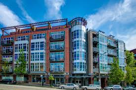 Seattle Loft Homes Are Found In The Most Interesting Places Team - Warehouse loft apartment exterior