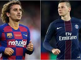 Barcelona x PSG]: em quais canais ASSISTIR AO VIVO essa partida válida  pelas oitavas de final da Champions League 2020-2021   Futebol AO VIVO