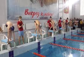 В Серпухове состоялось новогоднее первенство по плаванию