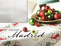 Cross Stitch Corner Super Sale Zweigart Table Cloth Madrid Antique Chart Included