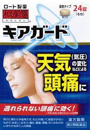 天気 頭痛 薬
