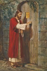 Jesus at the Door (Jesus Knocking at the Door)