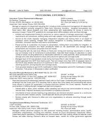 example - Sample Federal Resume