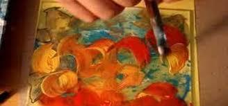 how to paint on plexiglass