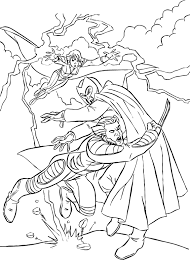 Small Picture Here a coloring page of Storm Wolverine and Magneto Discover all