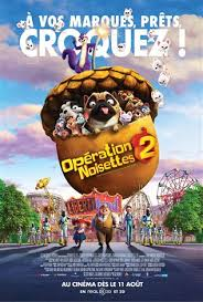 Operación Cacahuete 2. Misión: Salvar el parque (2017) latino