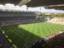 Croke Park Section 712 Home Of Dublin Gaa