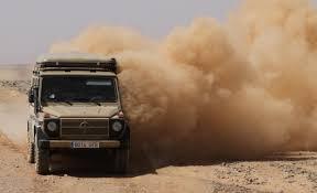 Mercedes Benz <b>Gelandewagen</b> Entdecker   Expedition vehicle ...
