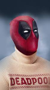 deadpool sweater wallpaper