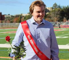 Ryan Brady's journey from hospital bed to homecoming court – Redwood Bark