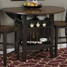 half kitchen table