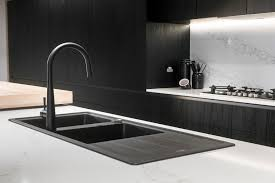 Black Taps Bathroom Tapware Gallery Design Concepts Vito Bertoni