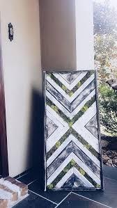 cypress reclaimed wood wall art moss art wooden wall art wood wall