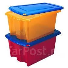 <b>Ящик</b> для хранения с крышкой Marian <b>Plast</b> 45L. арт. 326 ...
