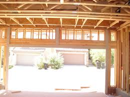 garage door framingWall Construction  Nevada Home Inspections