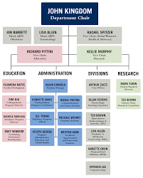 Department Structure Chart Organizational Chart Department Of Obstetrics And Gynaecology