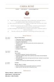 Stay At Home Mom Resume Simple Stay At Home Mom Resume Examples Best Of Stay At Home Mom Resume