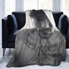 Amazon.com: SineRich Louis Tomlinson Blanket Plush Bed Couch Blanket  Ultra-Soft Micro 50