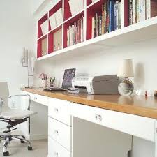 built in desks built in home office cabinets